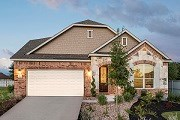 New Homes in Taylor, TX - Plan A-2655 Modeled