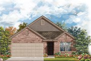 New Homes in Del Valle, TX - Plan 1647