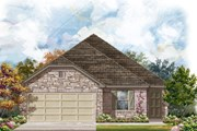 New Homes in Del Valle, TX - Plan 1694