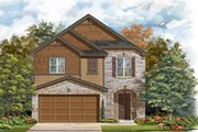 New Homes in Del Valle, TX - Plan 1771