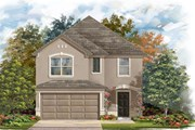 New Homes in Del Valle, TX - Plan 2038