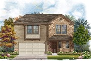 New Homes in Del Valle, TX - Plan 2412