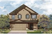 New Homes in Del Valle, TX - Plan 2495