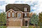 New Homes in Del Valle, TX - Plan 2604