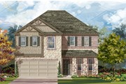New Homes in Del Valle, TX - Plan 2898