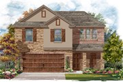 New Homes in Round Rock, TX - E-1895