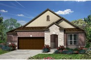 New Homes in Kyle, TX - Plan 1792