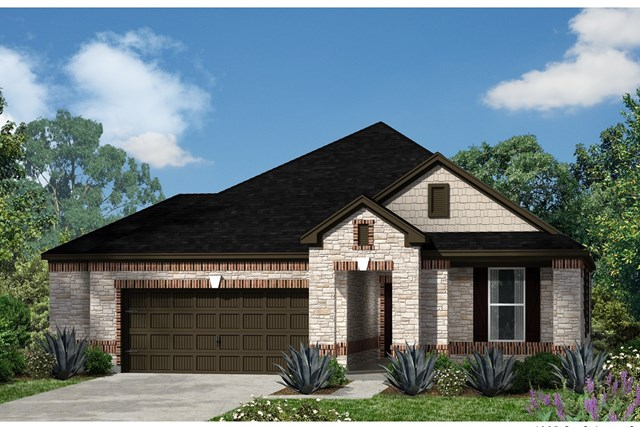 New Homes in Kyle, TX - Plan 1965 C