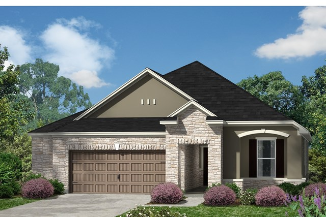 New Homes in Kyle, TX - Plan 1965 D