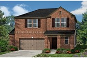New Homes in Kyle, TX - Plan 2412