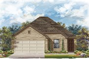 New Homes in Austin, TX - Plan 1694