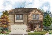 New Homes in Austin, TX - Plan 2412