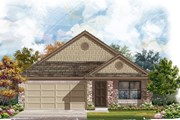 New Homes in Austin, TX - Plan 1647