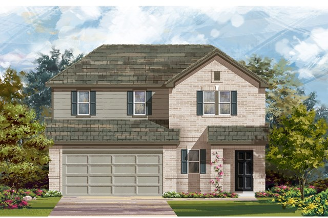New Homes in Austin, TX - Plan 2516 H