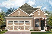 New Homes in Hutto, TX - Plan F-1340