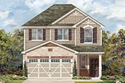 New Homes in Hutto, TX - Plan F-1601