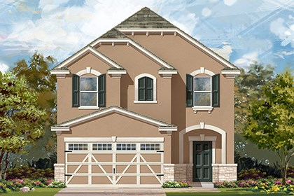 New Homes in Hutto, TX - Plan F-1771 J