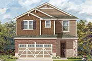 New Homes in Hutto, TX - Plan F-2708