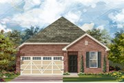 New Homes in Hutto, TX - Plan 1647