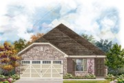 New Homes in Hutto, TX - Plan E-1694