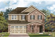 New Homes in Hutto, TX - Plan 2516