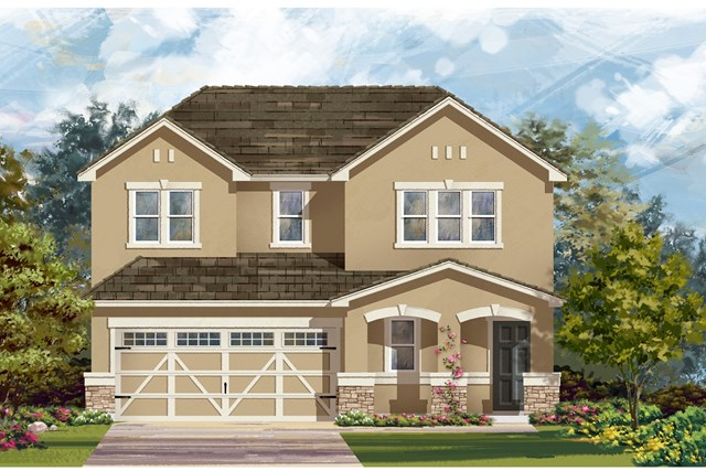 New Homes in Hutto, TX - Plan E-2516 K