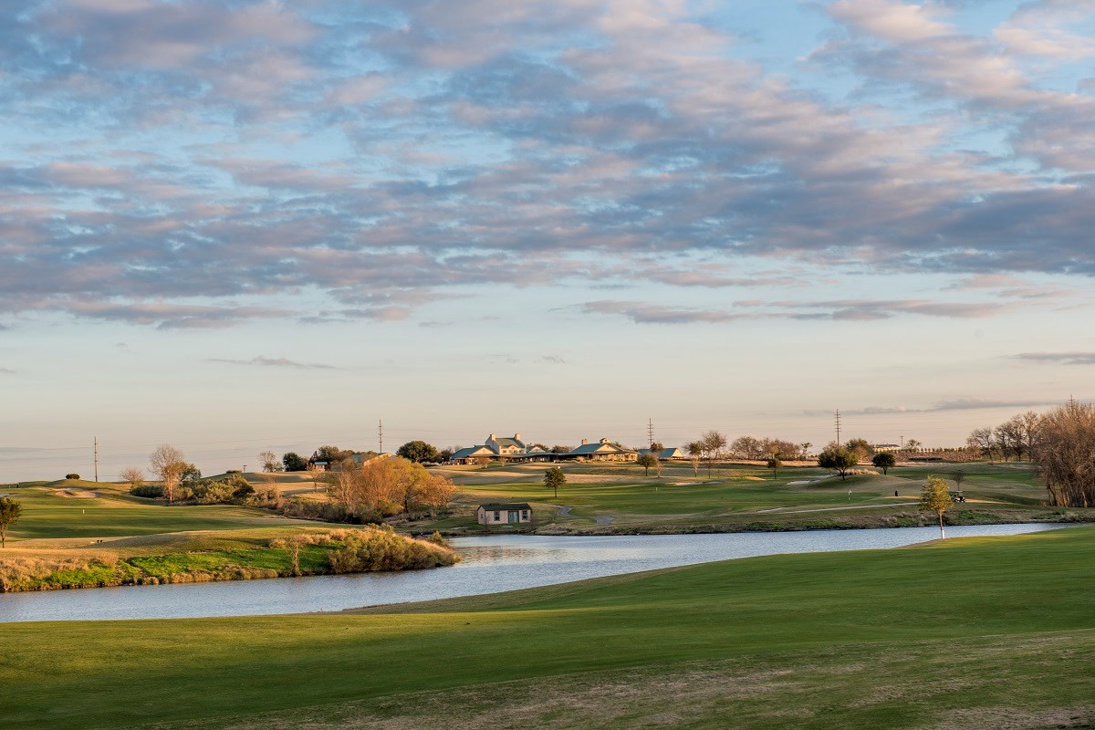 New Homes in Hutto, TX - Villas at Star Ranch Star Ranch Golf Course