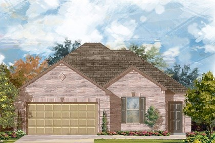 New Homes in Austin, TX - Plan A-1582 A