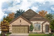 New Homes in Austin, TX - Plan A-1582