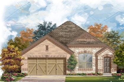 New Homes in Austin, TX - Plan A-1582 C