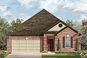 New Homes in Austin, TX - Plan A-1852