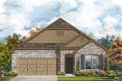New Homes in Austin, TX - Plan A-1852 C