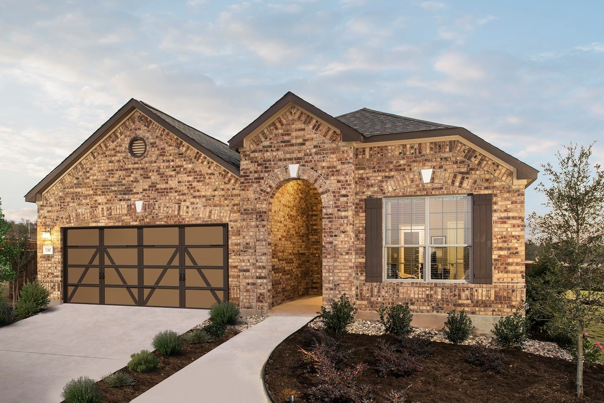 New Homes in Austin, TX - Vista Point A-1792