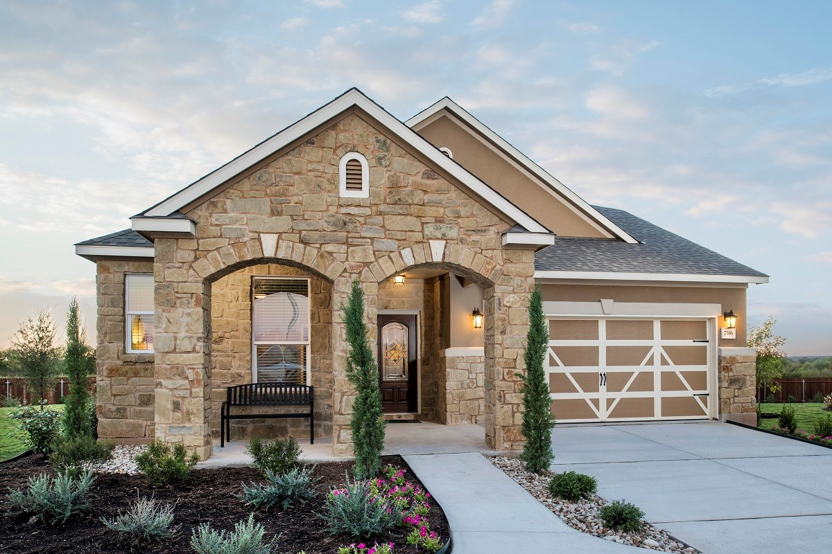 Plan A 2089 At Vista Point In Austin Tx Kb Home