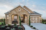 New Homes in Georgetown, TX - Plan A-2655