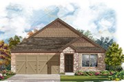 New Homes in Austin, TX - Plan 1591