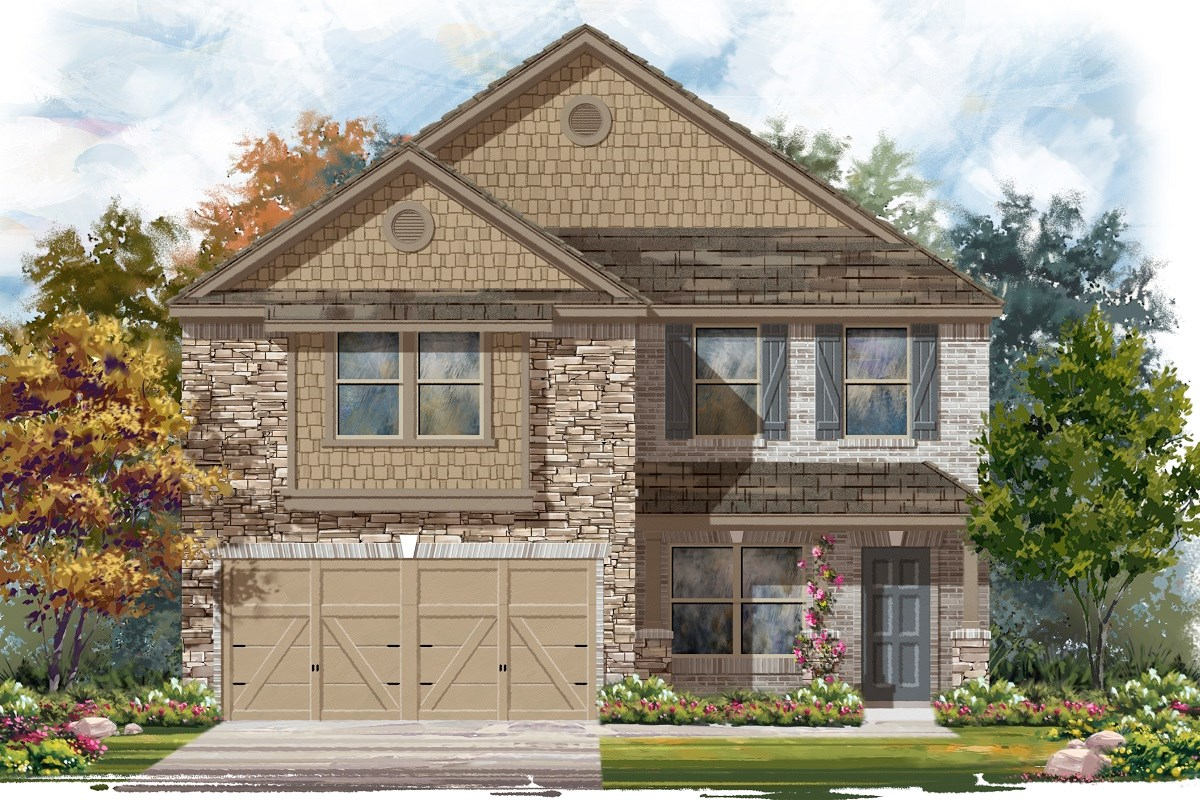 New Homes in Austin, TX - Willow Trace