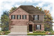 New Homes in Austin, TX - Plan 2403 Modeled