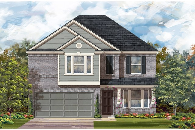 New Homes in Austin, TX - Plan E-2898 I