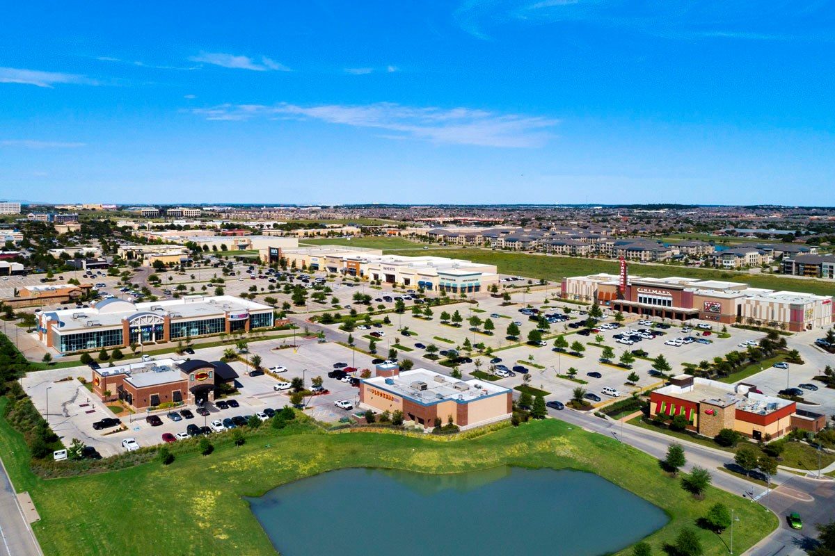 New Homes in Fort Worth, TX - Copper Creek Alliance Town Center