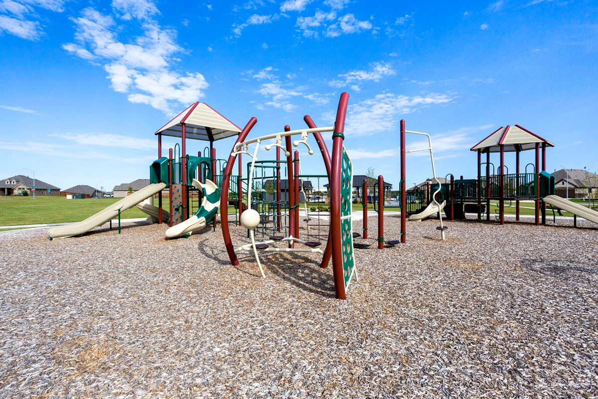 New Homes in Fort Worth, TX - Copper Creek Community Playground