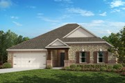 New Homes in Fort Worth, TX - Plan 2586