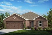 New Homes in Celina, TX - Plan 1813