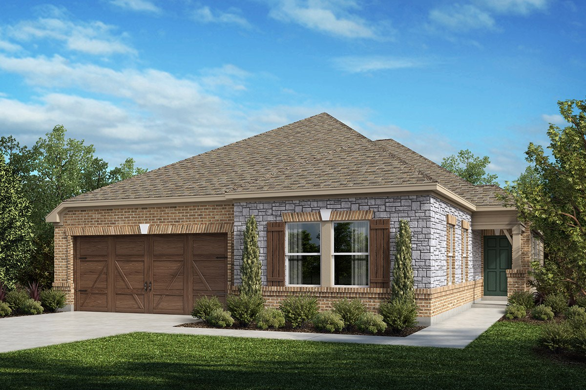 New Homes in Celina, TX - Creeks of Legacy Plan 2085 Elevation D