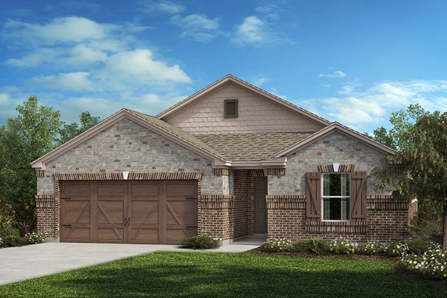 New Homes in Celina, TX - Plan 2141 Elevation C