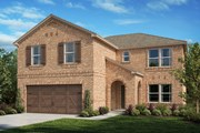 New Homes in Celina, TX - Plan 2535
