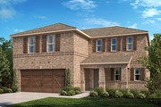 New Homes in Celina, TX - Plan 2547
