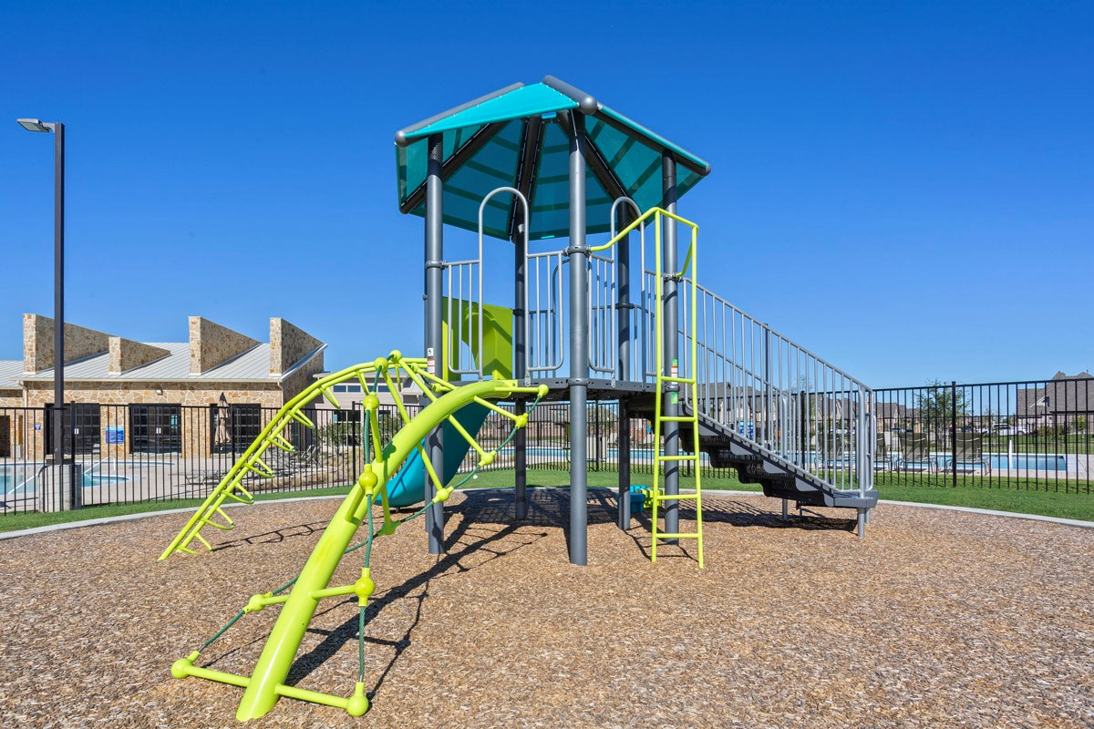 New Homes in Celina, TX - Creeks of Legacy Community Playground