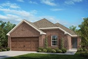 New Homes in Frisco, TX - Plan 1694