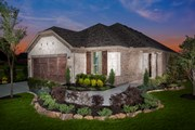 New Homes in Frisco, TX - Plan 1694 Modeled